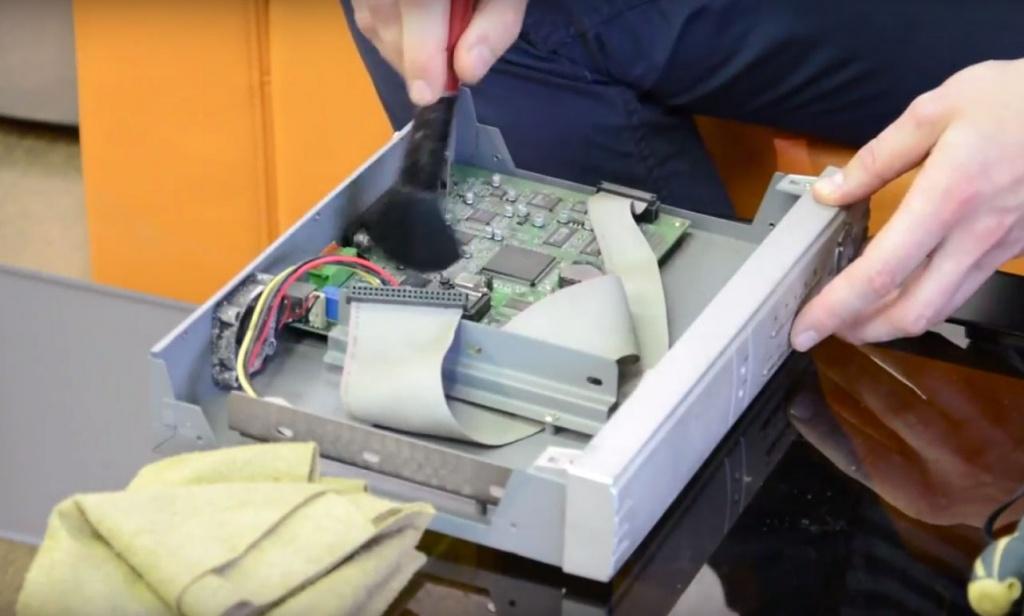 Сервис и ремонт камер видеонаблюдения
