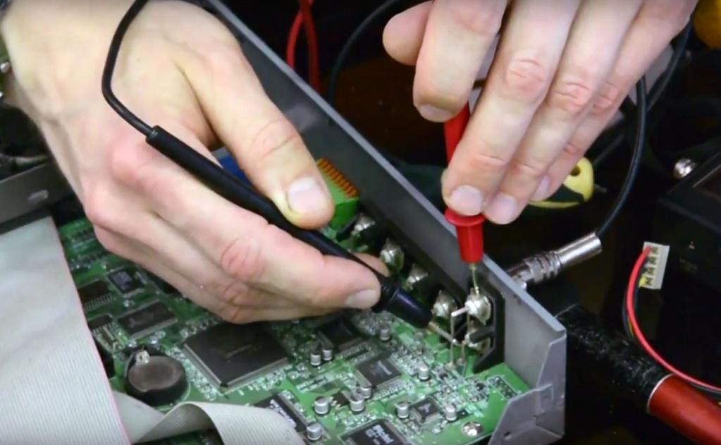 Обслуживание и сервисный ремонт видеонаблюдения